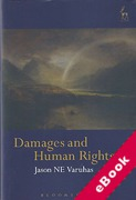 Cover of Damages and Human Rights (eBook)