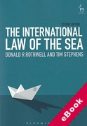 Cover of The International Law of the Sea (eBook)