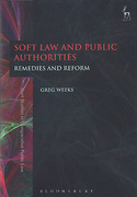Cover of Soft Law and Public Authorities: Remedies and Reform