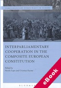 Cover of Interparliamentary Cooperation in the Composite European Constitution (eBook)