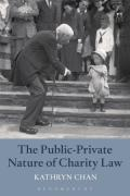 Cover of The Public-Private Nature of Charity Law