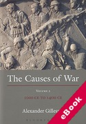 Cover of The Causes of War: Volume II: 1000 CE to 1400 CE (eBook)