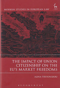 Cover of The Impact of Union Citizenship on the EU's Market Freedoms