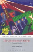 Cover of The Constitution of Taiwan: A Contextual Analysis