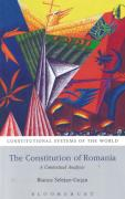 Cover of The Constitution of Romania: A Contextual Analysis
