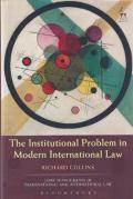 Cover of Institutional Problem in Modern International Law