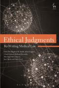 Cover of Ethical Judgments: Re-Writing Medical Law