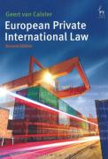 Cover of European Private International Law