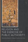 Cover of Religion and the Exercise of Public Authority