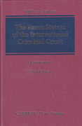 Cover of The Rome Statute of the International Criminal Court: A Commentary