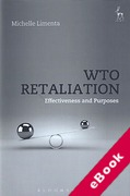 Cover of WTO Retaliation: Effectiveness and Purposes (eBook)