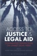 Cover of Access to Justice and Legal Aid: Comparative Perspectives on Unmet Legal Need