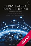 Cover of Globalisation, Law and the State (eBook)