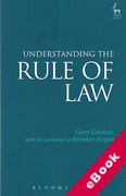 Cover of Understanding the Rule of Law (eBook)