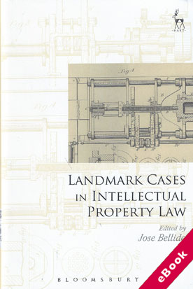 Wildy sons ltd the worlds legal bookshop search results for landmark cases in intellectual property law ebook fandeluxe Gallery