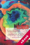 Cover of Modern Jurisprudence: A Philosophical Guide (eBook)