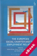 Cover of The European Social Charter and the Employment Relation (eBook)