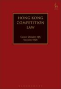 Cover of Hong Kong Competition Law