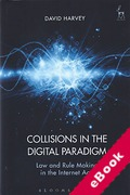 Cover of Collisions in the Digital Paradigm: Law and Rule Making in the Internet Age (eBook)