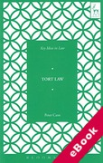 Cover of Key Ideas in Tort Law (eBook)