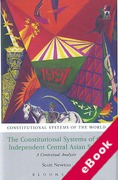 Cover of The Constitutional Systems of the Independent Central Asian States: A Contextual Analysis (eBook)