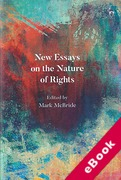 Cover of New Essays on the Nature of Rights (eBook)