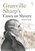 Cover of Granville Sharp's Cases on Slavery