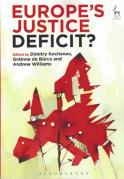 Cover of Europe's Justice Deficit?