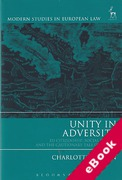 Cover of Unity in Adversity: EU Citizenship, Social Justice and the Cautionary Tale of the UK (eBook)