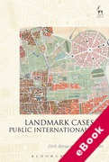 Cover of Landmark Cases in Public International Law (eBook)