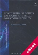 Cover of Constitutional Courts, Gay Rights and Sexual Orientation Equality (eBook)