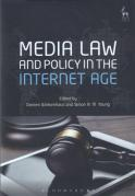 Cover of Media Law and Policy in the Internet Age