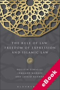 Cover of The Rule of Law, Freedom of Expression and Islamic Law (eBook)