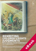 Cover of Rewriting Children's Rights Judgments: From Academic Vision to New Practice (eBook)