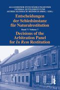 Cover of Decisions of the Arbitration Panel for In Rem Restitution: Volume 7