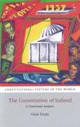 Cover of The Constitution of Ireland: A Contextual Analysis