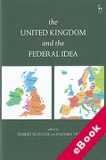 Cover of The United Kingdom and The Federal Idea (eBook)