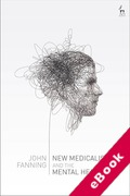Cover of New Medicalism and the Mental Health Act (eBook)