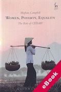 Cover of Women, Poverty, Equality: The Role of CEDAW (eBook)