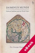 Cover of Dominus Mundi: Political Sublime and the World Order (eBook)