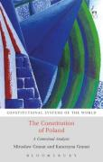 Cover of The Constitution of Poland: A Contextual Analysis