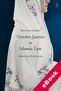 Cover of Gender Justice in Islamic Law: Homicide and Bodily Injuries (eBook)