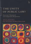 Cover of The Unity of Public Law?: Doctrinal, Theoretical and Comparative Perspectives