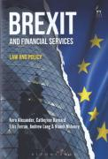 Cover of Brexit and Financial Services: Law and Policy