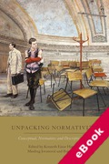 Cover of Unpacking Normativity: Conceptual, Normative, and Descriptive Issues (eBook)