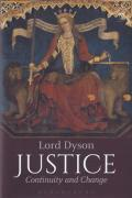 Cover of Justice: Continuity and Change