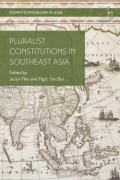 Cover of Pluralist Constitutions in Southeast Asia