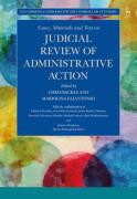Cover of Cases, Materials and Text on Judicial Review of Administrative Action