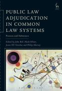 Cover of Public Law Adjudication in Common Law Systems: Process and Substance