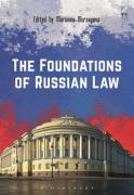 Cover of The Foundations of Russian Law